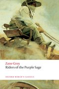 Cover for Riders of the Purple Sage