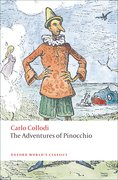Cover for The Adventures of Pinocchio