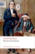 Cover for Martin Chuzzlewit