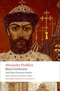 Cover for Boris Godunov and Other Dramatic Works