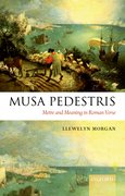 Cover for Musa Pedestris