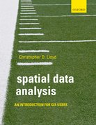 Cover for Spatial Data Analysis