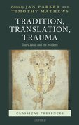 Cover for Tradition, Translation, Trauma