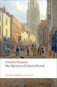 Cover for Mystery of Edwin Drood