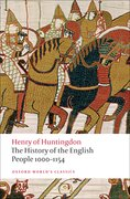Cover for The History of the English People 1000-1154