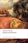 Cover for Desperate Remedies