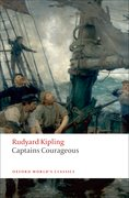 Cover for Captains Courageous