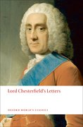 Cover for Lord Chesterfield
