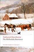 Cover for The Blithedale Romance
