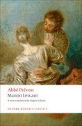 Cover for Manon Lescaut