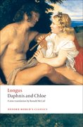 Cover for Daphnis and Chloe