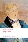 Cover for Oscar Wilde (Authors in Context)
