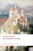 Cover for The Prisoner of Zenda