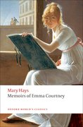 Cover for Memoirs of Emma Courtney