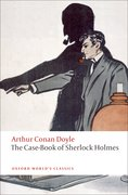 Cover for The Case-Book of Sherlock Holmes