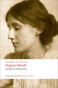 Cover for Virginia Woolf (Authors in Context)