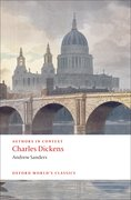 Cover for Charles Dickens (Authors in Context)
