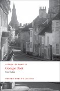 Cover for George Eliot (Authors in Context)