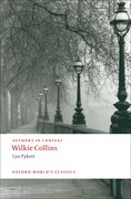 Cover for Wilkie Collins (Authors in Context)