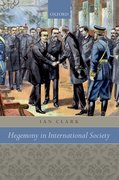 Cover for Hegemony in International Society