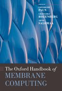 Cover for The Oxford Handbook of Membrane Computing