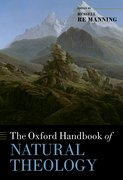Cover for The Oxford Handbook of Natural Theology