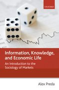 Cover for Information, Knowledge, and Economic Life