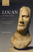 Cover for Lucan: De Bello Civili Book 1