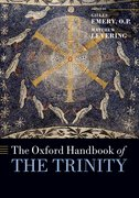Cover for The Oxford Handbook of the Trinity