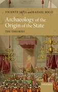 Cover for Archaeology of the Origin of the State