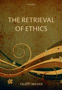 Cover for The Retrieval of Ethics