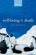 Cover for Well-Being and Death