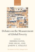 Cover for Debates on the Measurement of Global Poverty