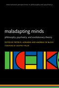 Cover for Maladapting Minds