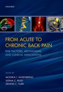 From Acute to Chronic Back Pain Risk Factors, Mechanisms, and Clinical Implications