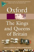 Cover for The Kings and Queens of Britain