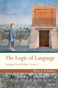 Cover for The Logic of Language