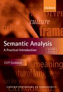 Semantic Analysis A Practical Introduction
