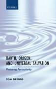 Cover for Barth, Origen, and Universal Salvation