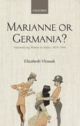 Cover for Marianne or Germania?