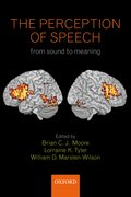 Cover for The Perception of Speech
