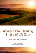 Cover for Advance Care Planning in End of Life Care
