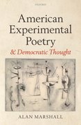 Cover for American Experimental Poetry and Democratic Thought
