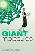 Cover for Giant Molecules