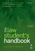 Cover for The A Law Student