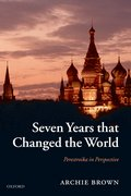 Cover for Seven Years that Changed the World