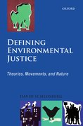 Cover for Defining Environmental Justice
