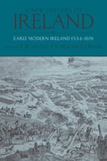 Cover for A New History of Ireland