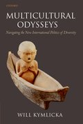 Cover for Multicultural Odysseys