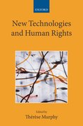 Cover for New Technologies and Human Rights